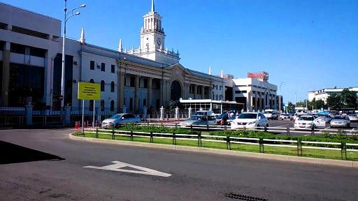 ЖД вокзал Краснодар 1, номер телефона, справочная